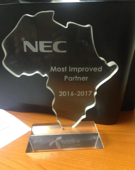 Most Improved Partner